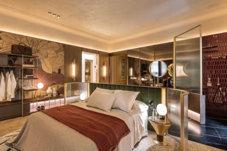 Gira y The Room Studio crean atmósferas envolventes con la domótica en Casa Decor 2020