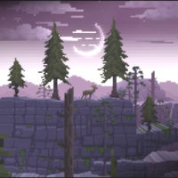 The Deer God, la obra maestra de Crescent Moon Games que esta semana está a mitad de precio