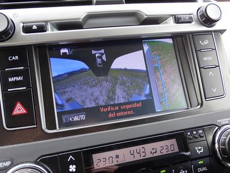 Prueba Toyota Land Cruiser Detalles 22