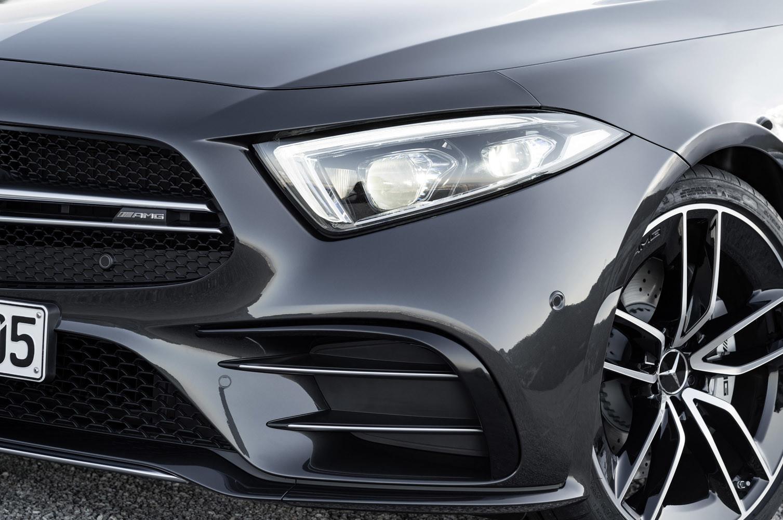 Foto de Mercedes-AMG CLS 53 4Matic+ (13/20)