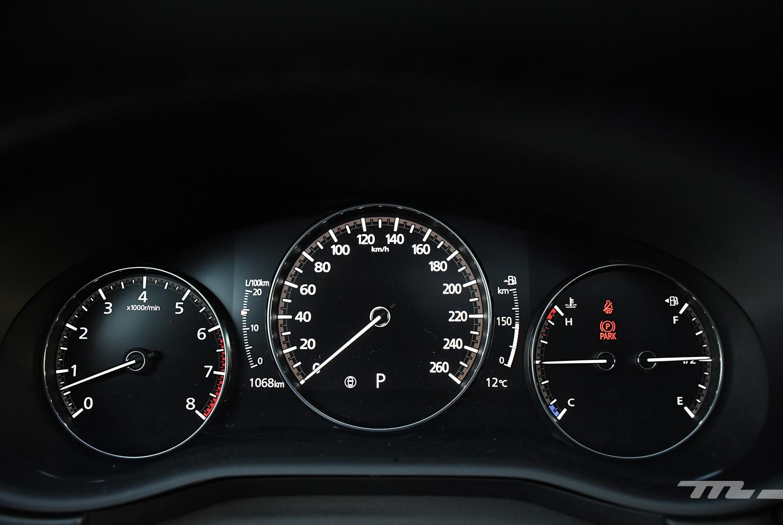 Foto de Mazda CX-30 turbo (prueba) (25/26)
