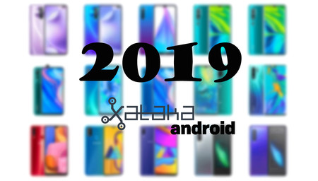 Los mejores móviles Android de 2019 según el equipo de Xataka Android