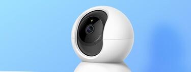 Vigila tu casa en 360º FHD con la cámara TP-Link Tapo C200 por 24,99 euros en Amazon: visión nocturna y detección de movimiento