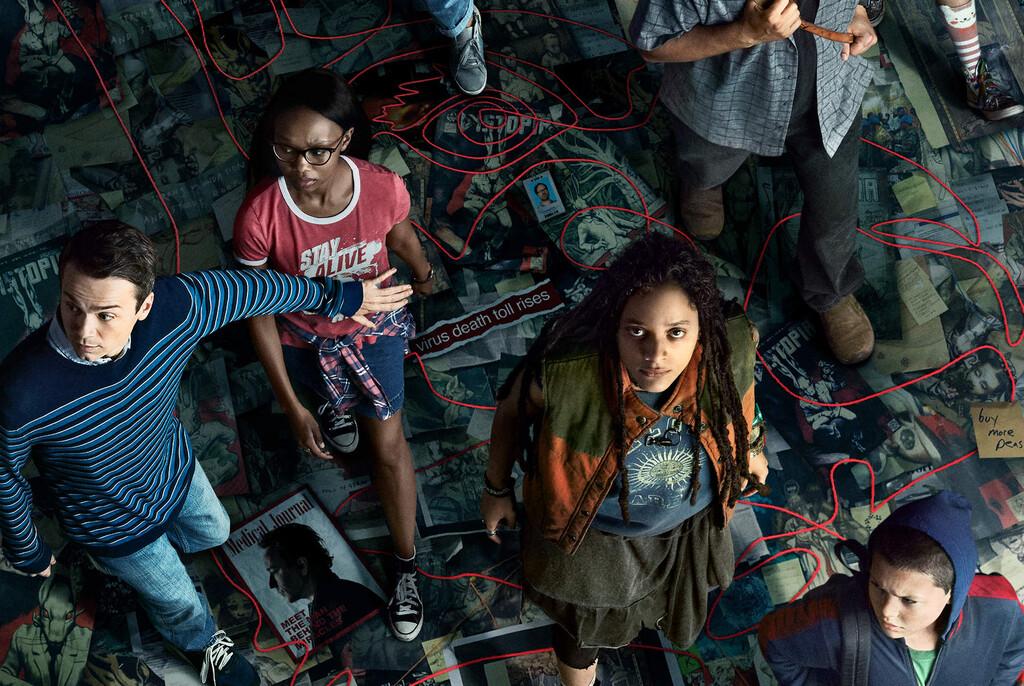 'Utopía': la serie de Amazon es un desenfadado thriller de conspiración sin la atractiva personalidad de la original