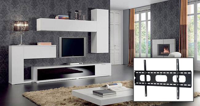 Soportes de pared para tu smart tv especial smart tv - Soportes pared tv ...