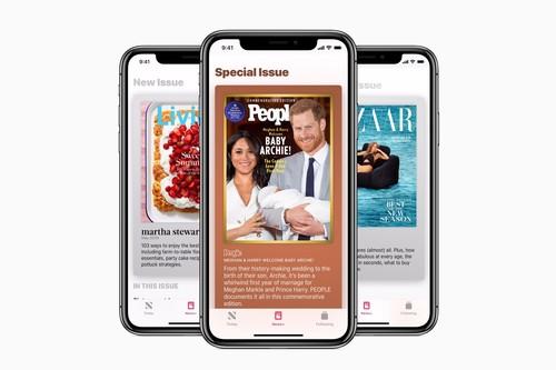 """Apple destaca las opiniones de los medios sobre Apple News+ y asegura que tiene a """"cientos de personas"""" trabajando en el servicio"""
