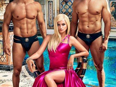 Ya podemos ver a Penélope Cruz convertida en Donatella Versace en el tráiler de American Crime Story