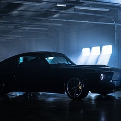 Foto 8 de 9 de la galería charge-ford-mustang-electrico en Motorpasión