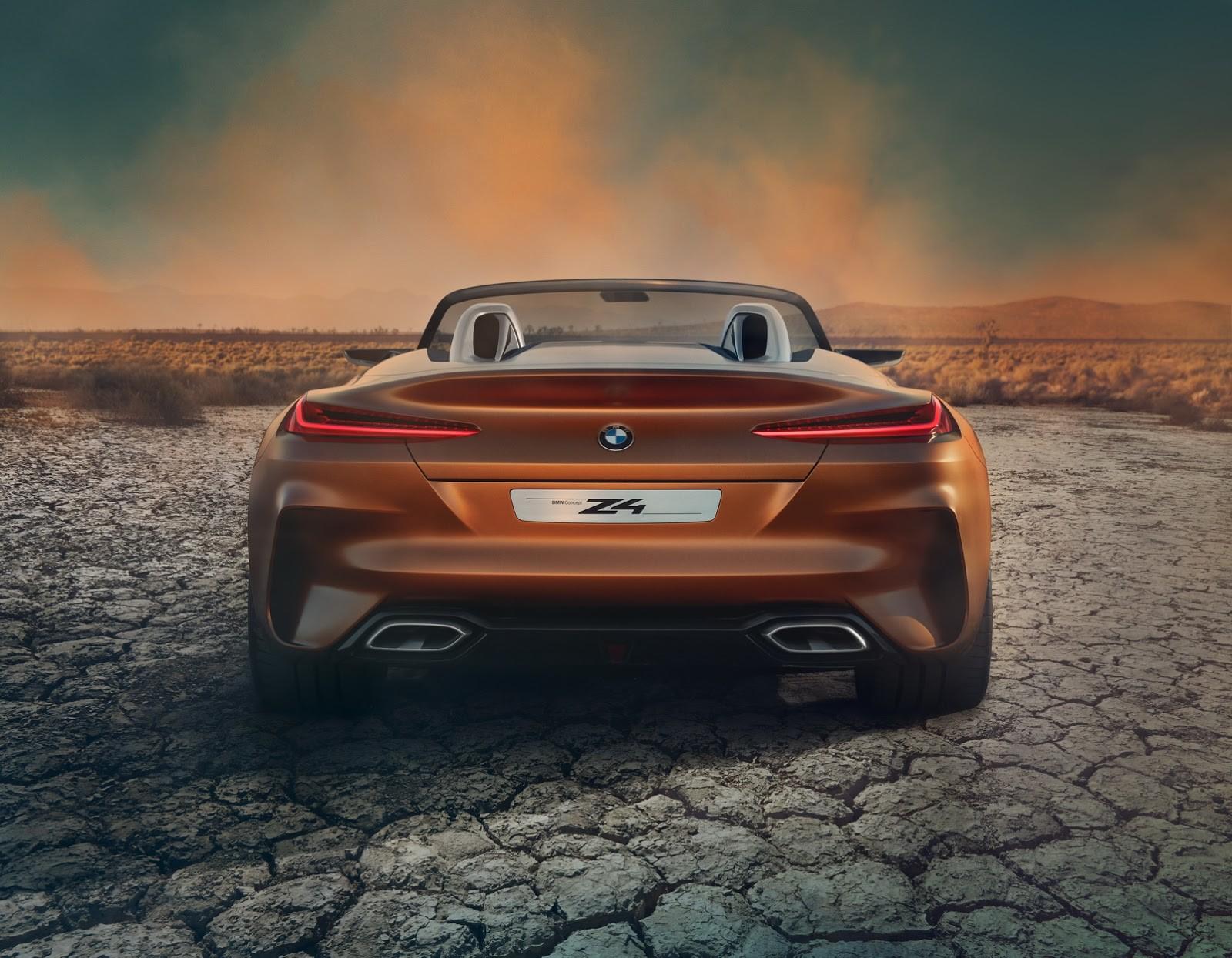 Foto de BMW Z4 Concept (10/19)