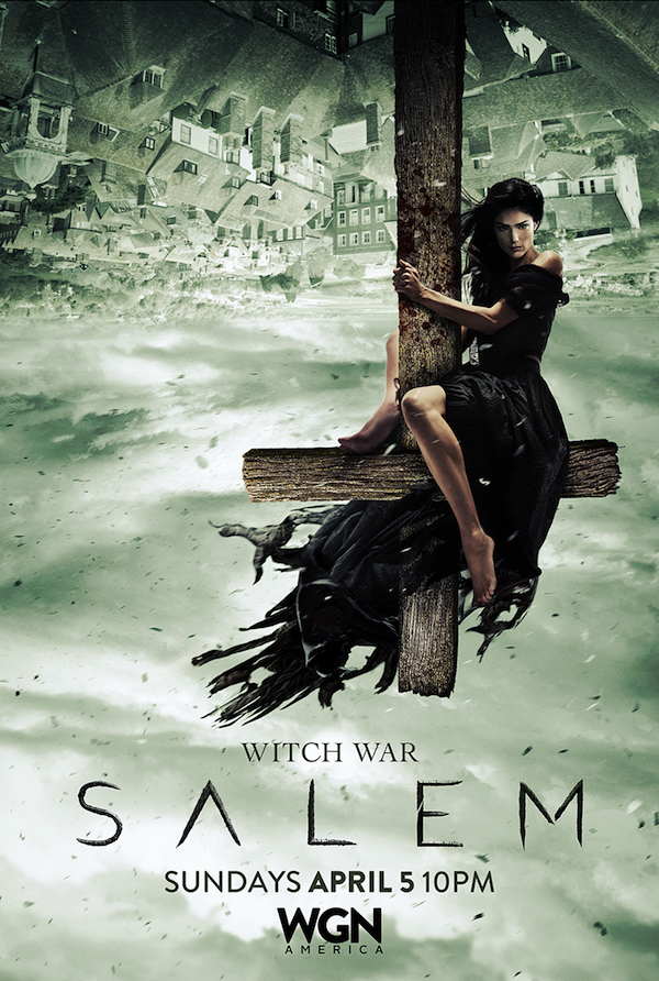 Foto de Carteles de 'Salem' (4/4)