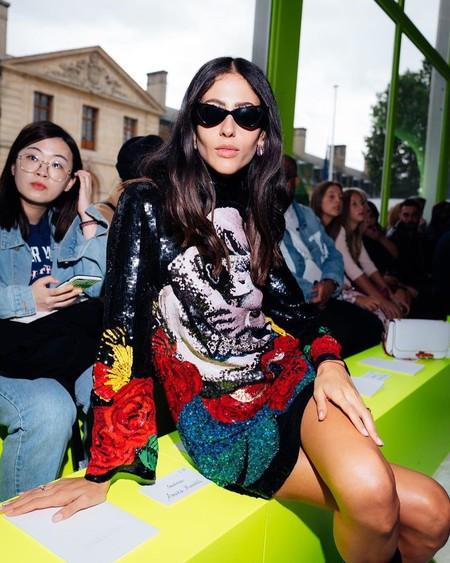 No solo pasa en las bodas: Alexa Chung y Gilda Ambrosio con el mismo vestido (de Valentino) durante la Semana de la Moda de Paris