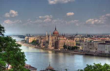 Budapest Parlament Building