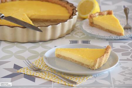 Tarta de limón: receta de postre cremoso y refrescante, para amantes de los cítricos