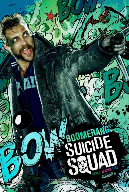 Foto de Carteles de 'Escuadrón suicida' (11/16)