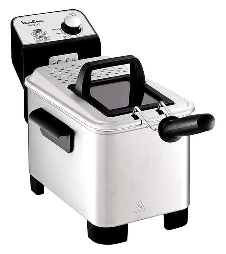 La freidora Moulinex Easy Pro AM338070 está por 47,99 euros en Amazon con envío gratis