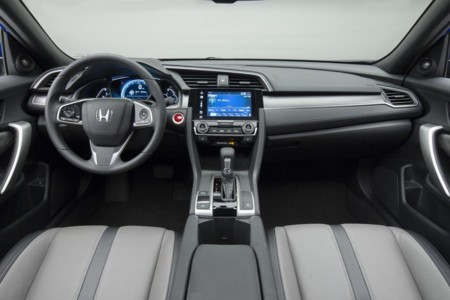 Honda Civic Coupe 2015 06