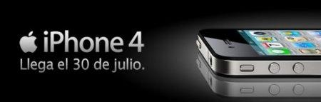 Tarifas oficiales de Movistar para el iPhone 4