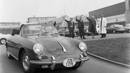 Porsche Entrega Sus Autos En La Fabrica 9