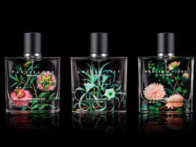Las fragancias florales de NEST no sólo entran por el olfato