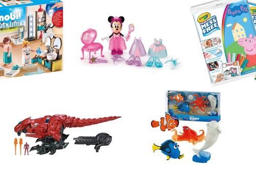 5 juguetes rebajados en Amazon de Playmobil, Peppa Pig, Power Rangers o Dory