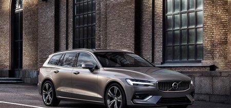 La segunda generación del Volvo V60 nos hace querer ser padres