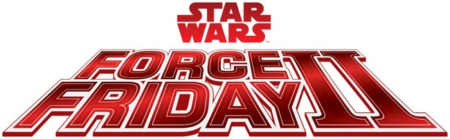 Star Wars Force Friday Ii Logo