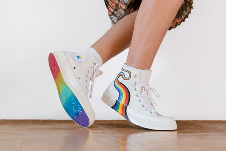 Converse Celebra El Mes Del Orgullo Dotando De Color Sus Mas Iconicos Modelos 2