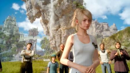 ¿Es Final Fantasy XV la nueva Lara Croft?
