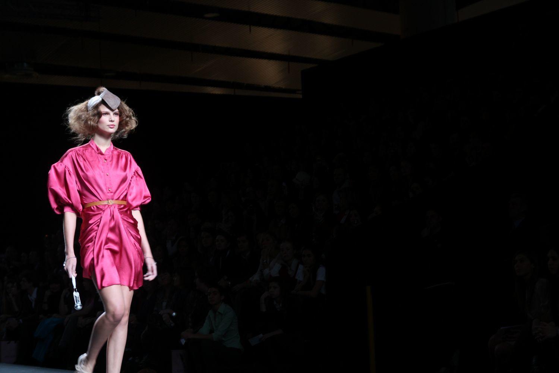 Foto de Alma Aguilar en la Cibeles Madrid Fashion Week Otoño-Invierno 2011/2012 (9/126)