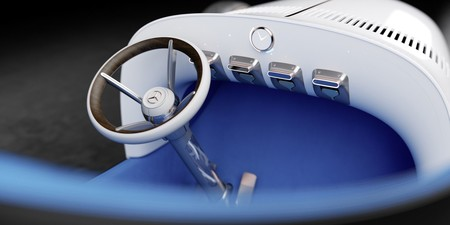 Vision Mercedes Simplex 6