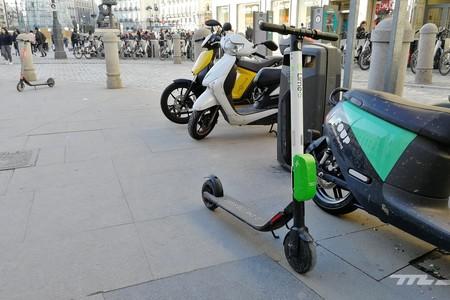 Los patinetes eléctricos compartidos sólo son una opción ecológica si evitan usar el coche, y no es así
