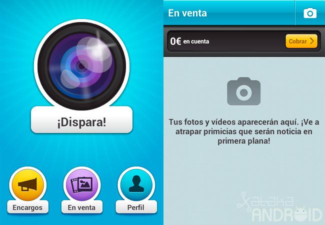 Scoopshot, aplicación para vender nuestras fotografías de actualidad desde el móvil