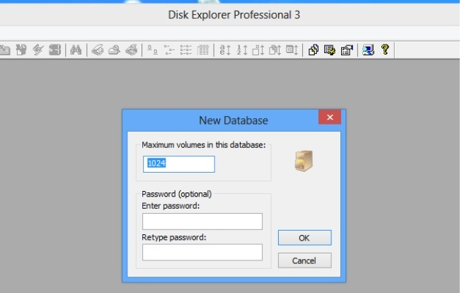 Disk Explorer Professional