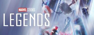 'Leyendas de Marvel Studios': esta serie exclusiva de Disney+ repasa todo el UCM y te prepara para entender 'WandaVision'