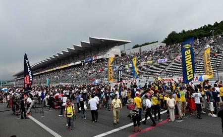Publicado el calendario provisional de la Super Fórmula para 2015