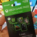 El Xbox Game Pass ya se puede pagar en México con tarjetas de regalo
