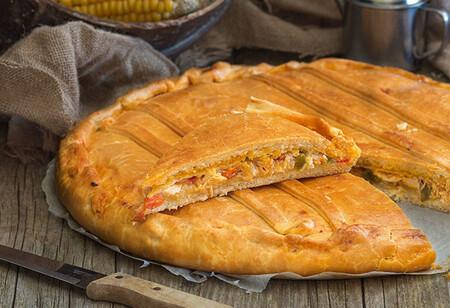 Cómo hacer empanada gallega de bonito y pimientos: receta casera