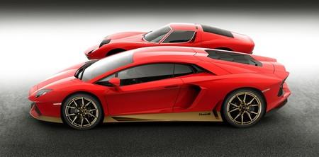 Lamborghini Aventador 10000 7