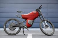 ¿Es una moto?, ¿un ciclomotor? No, es la bici del futuro