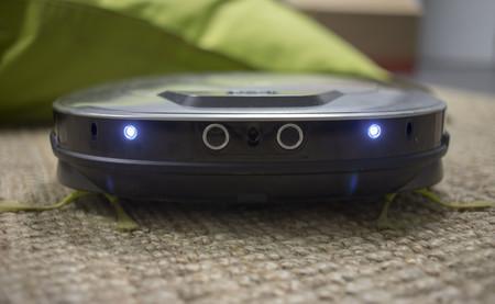 homebot square turbo con videovigilancia