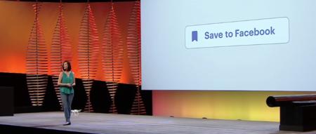 Con el nuevo botón de Facebook podrás guardar cualquier página web