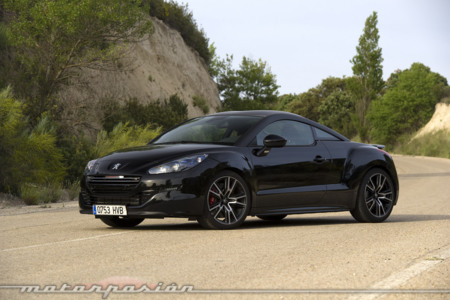 peugeot rcz r prueba parte 2. Black Bedroom Furniture Sets. Home Design Ideas