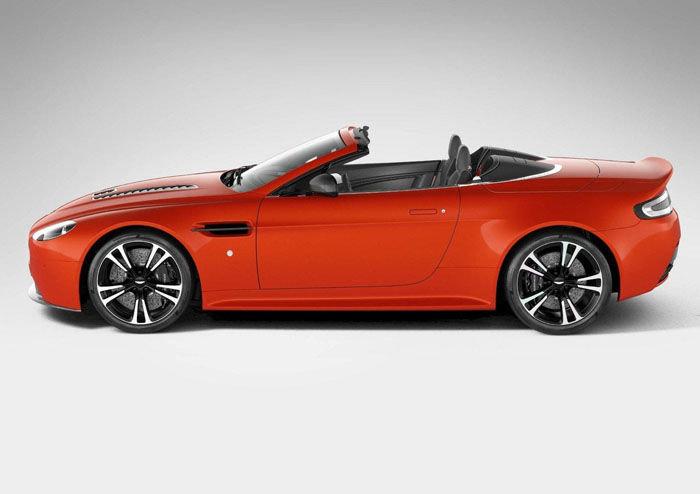 Foto de Aston Martin V12 Vantage Roadster (3/8)