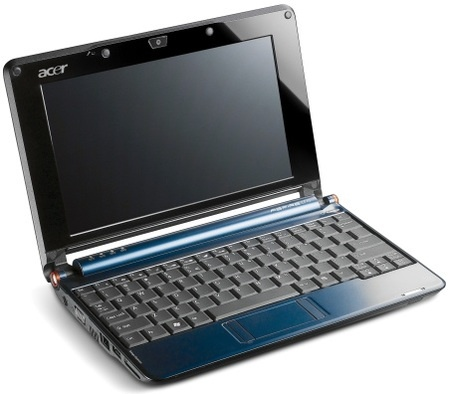 Acer Aspire One con Windows XP