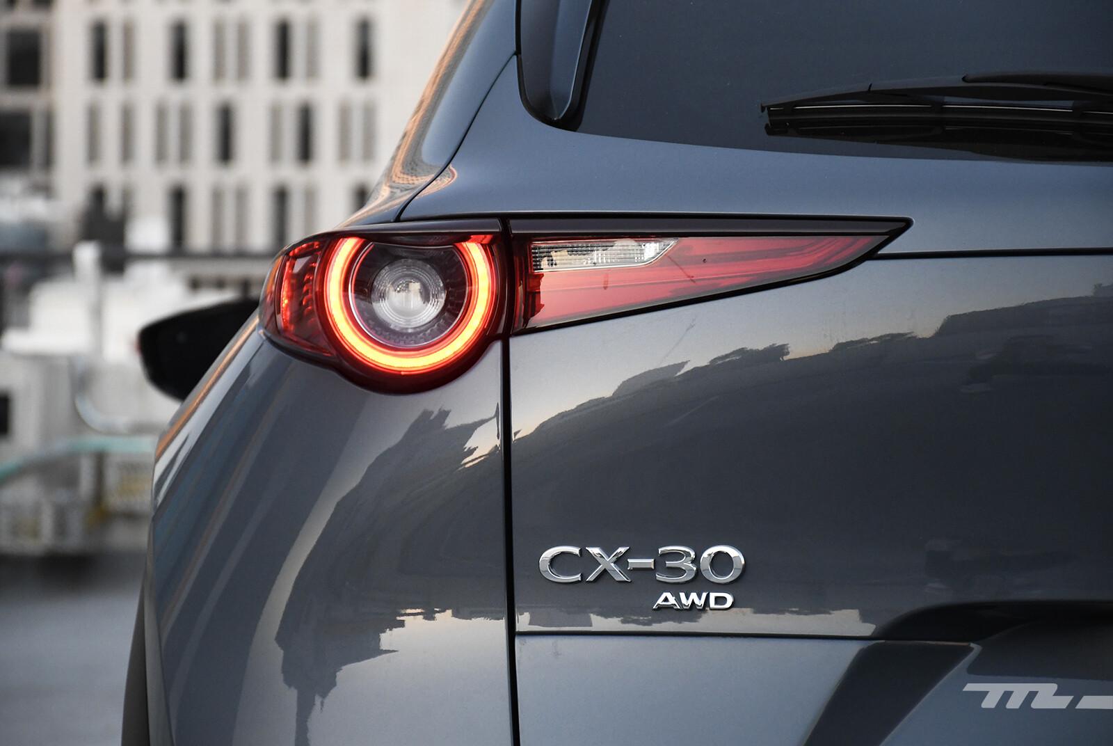 Foto de Mazda CX-30 turbo (prueba) (15/26)