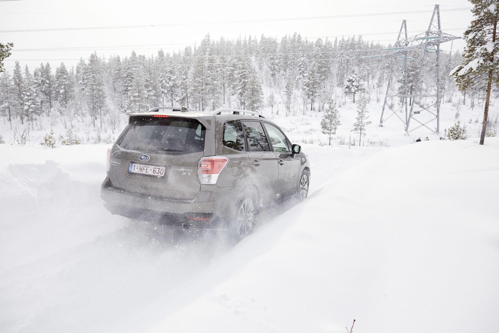 Foto de Subaru Snow Drive 2016 (10/137)