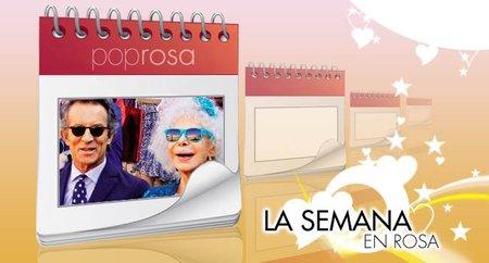 La semana en Rosa (del 3 al 9 de Octubre)