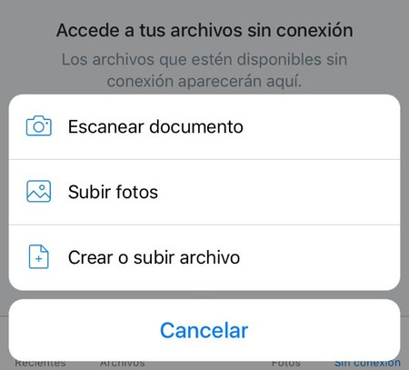 Escanear Documentos