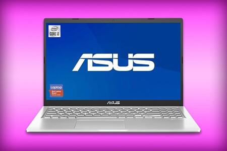 Laptop ASUS con Core i3 décima generación, SSD y 8GB de RAM se puede comprar de oferta en Amazon México con 22% de descuento