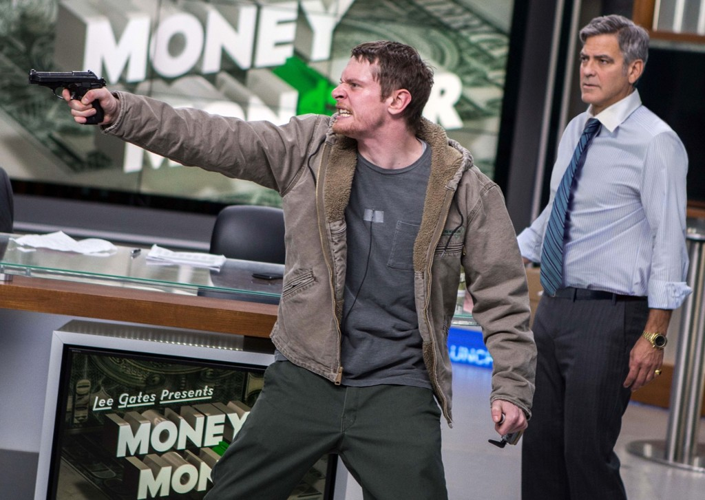 Money Monster George Clooney Jack Oconnell